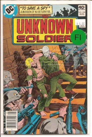 Unknown Soldier # 230, 6.0 FN