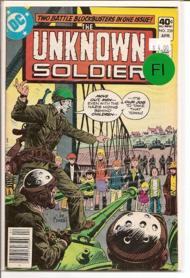Unknown Soldier # 238, 6.0 FN