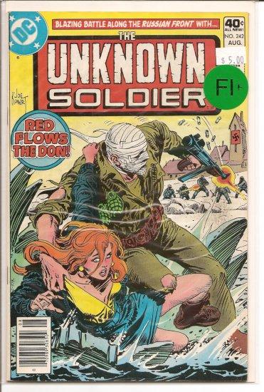 Unknown Soldier # 242, 6.5 FN +