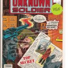 Unknown Soldier # 248, 5.0 VG/FN