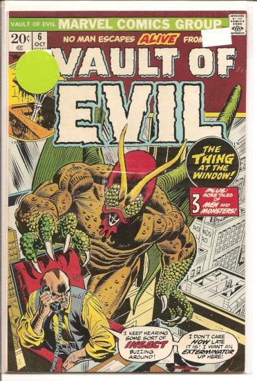 Vault of Evil # 6, 5.0 VG/FN
