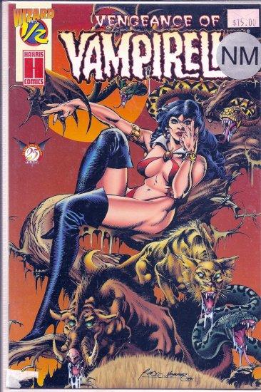 Vengeance Of Vampirella # 0.5, 9.4 NM