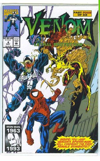 Venom: Lethal Protector # 4, 9.4 NM