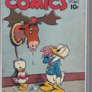 WALT DISNEY COMICS AND STORIES # 85, 4.0 VG