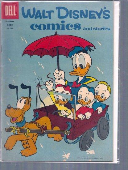 WALT DISNEY COMICS AND STORIES # 182, 4.5 VG +