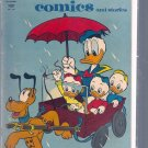 WALT DISNEY COMICS AND STORIES # 182, 4.5 VG +