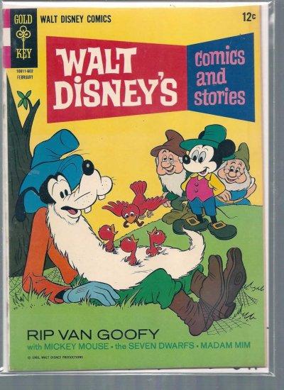 WALT DISNEY COMICS AND STORIES # 306, 6.0 FN