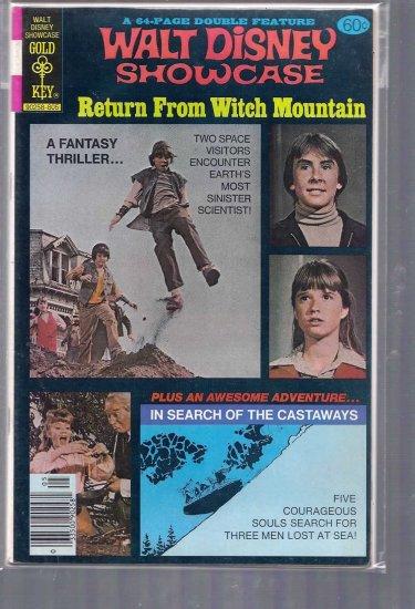 WALT DISNEY SHOWCASE RETURN FROM WITCH MOUNTAIN # 44, 5.5 FN -