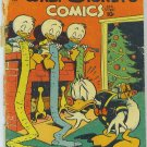Walt Disney's Comics And Stories # 124, 1.0 FR