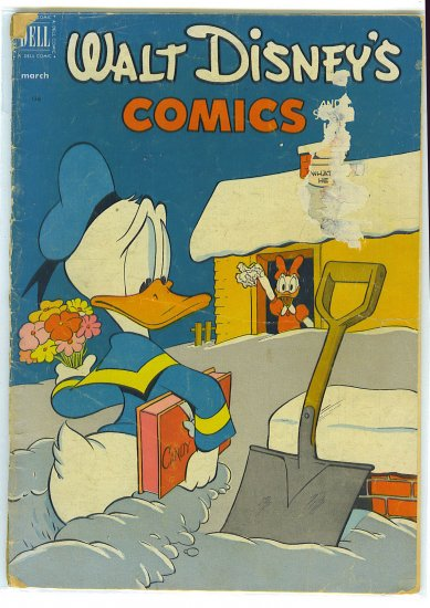 Walt Disney's Comics And Stories # 138, 1.5 FR/GD