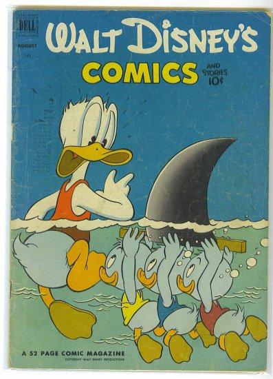 Walt Disney's Comics And Stories # 143, 3.5 VG -