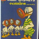 Walt Disney's Comics And Stories # 211, 4.5 VG +