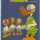 Walt Disney's Comics And Stories # 211, 4.0 VG