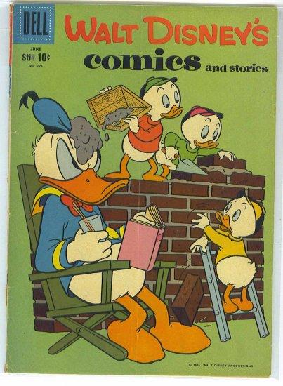 Walt Disney's Comics And Stories # 225, 3.5 VG -