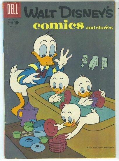 Walt Disney's Comics And Stories # 231, 4.5 VG +