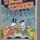 WALT DISNEY'S UNCLE SCROOGE # 219, 8.0 VF