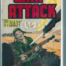 WAR AND ATTACK # 60, 8.0 VF