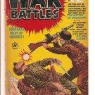 War Battles # 1, 3.5 VG -