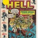War is Hell # 6, 4.5 VG +