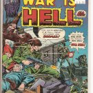 War is Hell # 14, 4.0 VG