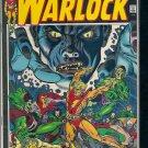 WARLOCK # 1, 4.0 VG