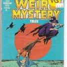 Weird Mystery Tales # 23, 4.0 VG