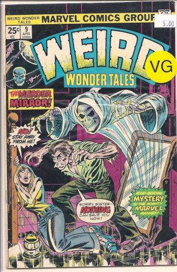 Weird Wonder Tales # 9, 4.0 VG