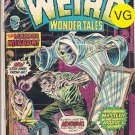 Weird Wonder Tales # 9, 4.0 VG