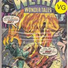 Weird Wonder Tales # 14, 4.0 VG