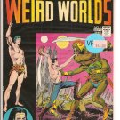 Weird Worlds # 1, 8.0 VF