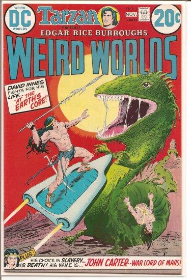 Weird Worlds # 2, 6.5 FN +