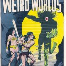 Weird Worlds # 3, 9.2 NM -