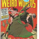 Weird Worlds # 4, 8.0 VF