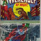 WEREWOLF BY NIGHT # 9, 4.5 VG +