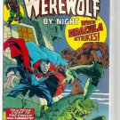 WEREWOLF BY NIGHT # 15, 6.0 FN