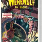 WEREWOLF BY NIGHT # 16, 4.5 VG +