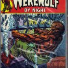 WEREWOLF BY NIGHT # 20, 9.0 VF/NM
