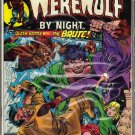 WEREWOLF BY NIGHT # 24, 7.5 VF -