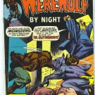 Werewolf By Night # 29, 4.5 VG +