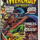 WEREWOLF BY NIGHT # 36, 5.5 FN -