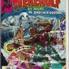 WEREWOLF BY NIGHT # 39, 4.5 VG +