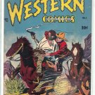 WESTERN COMICS # 7, 6.5 FN +