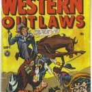Western Outlaws # 17, 4.0 VG
