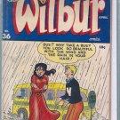 WILBUR COMICS # 36, 3.5 VG -