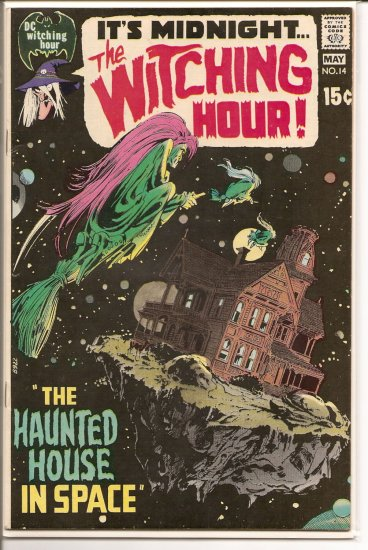 Witching Hour # 14, 7.5 VF -