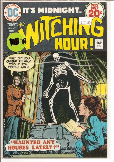 Witching Hour # 47, 6.0 FN