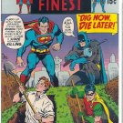 WORLD'S FINEST # 195, 4.5 VG +