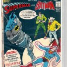 WORLD'S FINEST # 207, 4.5 VG +
