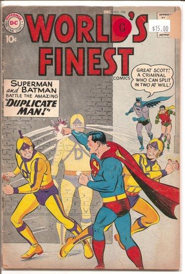 World's Finest Comics # 106, 2.0 GD