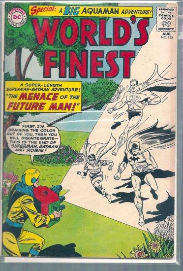 World's Finest Comics # 135, 4.5 VG +